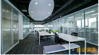 玻璃隔斷墻辦公室高隔斷