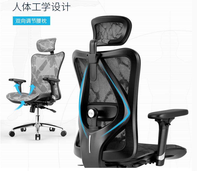 人體工學椅子電腦椅